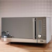 EGL 25 Litre 900W Silver Digital Microwave