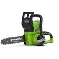 Greenworks G24CSK2 Cordless Chainsaw