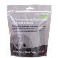 Yellowstone 10 Pack Flameless 20g Heat Packs