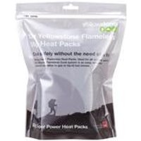 Yellowstone 10 Pack Flameless 50g Heat Packs
