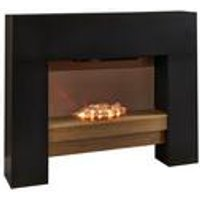 Beldray Manhattan Fire Suite With Wooden Shelf