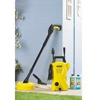 Karcher 1400W K2 Pressure Washer With Patio Cleaner