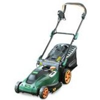 Q Garden 1600W Electric Wheeled Lawnmower