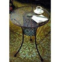 Solar Illumina Silhouette Table
