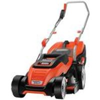 Black and Decker 1400W Emax 34 Lawnmower