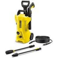 Karcher K2 Full Control Pressure Washer with Bike Kit
