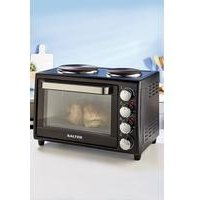 Salter 28L Compact Oven with Hob
