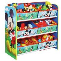 Mickey Mouse Storage Unit