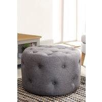 Rotunda 60cm Circular Pouffe