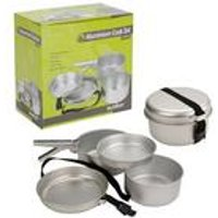 5 Piece Aluminium Cook Set