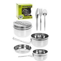 Summit Tiffin Style 6 Piece Cook Set