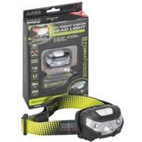 Storm Force 3W Led Eiger Rechargeable Headlight