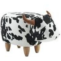 Lulu the Spotted Cow Footstool