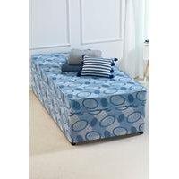 Divan Bed - No Drawers