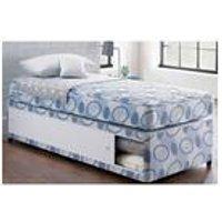 Divan Bed - Slide Storage