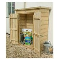 Forest Shiplap Pressure Treated Pent Garden Store