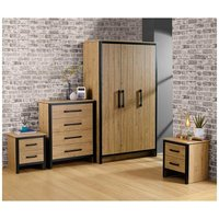 Dalston 4-Piece Bedroom Set