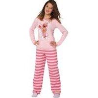 Girls Personalised Elmo Pyjamas