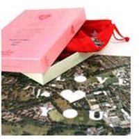 Personalised We First Met Aerial Photo Jigsaw Puzzle