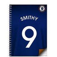 Chelsea Personalised Notebook