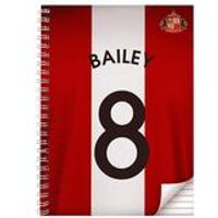 Sunderland Personalised Notebook