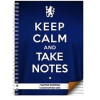 Chelsea Keep Calm Personalised Notebook