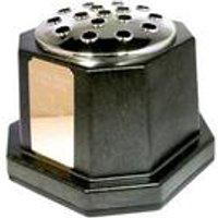 Personalised Black Memorial Pot
