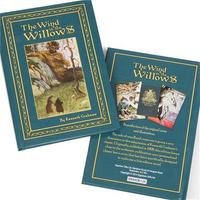 Personalised The Wind in the Willows Book