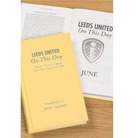 Personalised Leeds FC On This Day Book