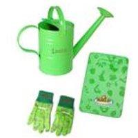 Personalised Set of Kids Gardening Tools