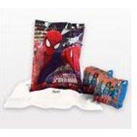 Personalised Spider-Man Swimbag Set