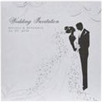 Personalised Silhouette Wedding Invitations