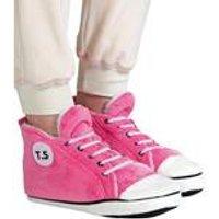 Personalised Hi Top Slippers