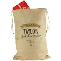 Personalised Classic Parcel Sack