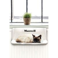 Personalised Radiator Pet Bed