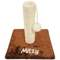 Personalised Cat Scratch Post