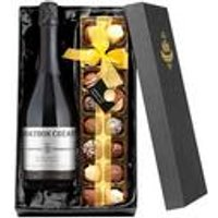 Personalised Prosecco and Chocolates Gift Pack