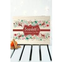 Personalised Christmas Eve Box - Mini Traditional