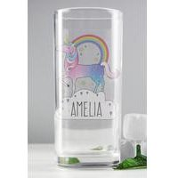 Personalised Unicorn Hi Ball Glass at Ace Catalogue