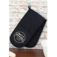 Personalised BBQ and Grill Oven Gloves