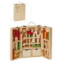 Personalised Wooden Tool Set