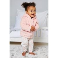 Babys Personalised Fleece Jacket