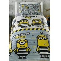 Personalised Despicable Me 3 Duvet Set