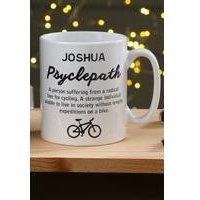 Personalised Psyclepath Mug