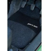 Personalised Car Mat Set