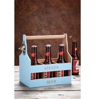 Personalised Beer Bottle Holder