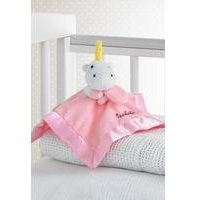 Personalised Unicorn Comforter
