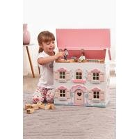 Personalised Country Hearts Dolls House