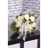 Personalised Pure Love Bouquet