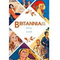 Britannia and Eve Personalised Calendar